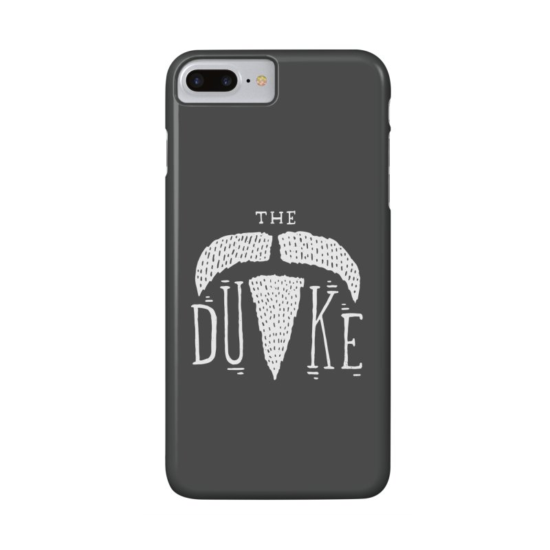 The Duke Accessories Phone Case by Rupertbeard