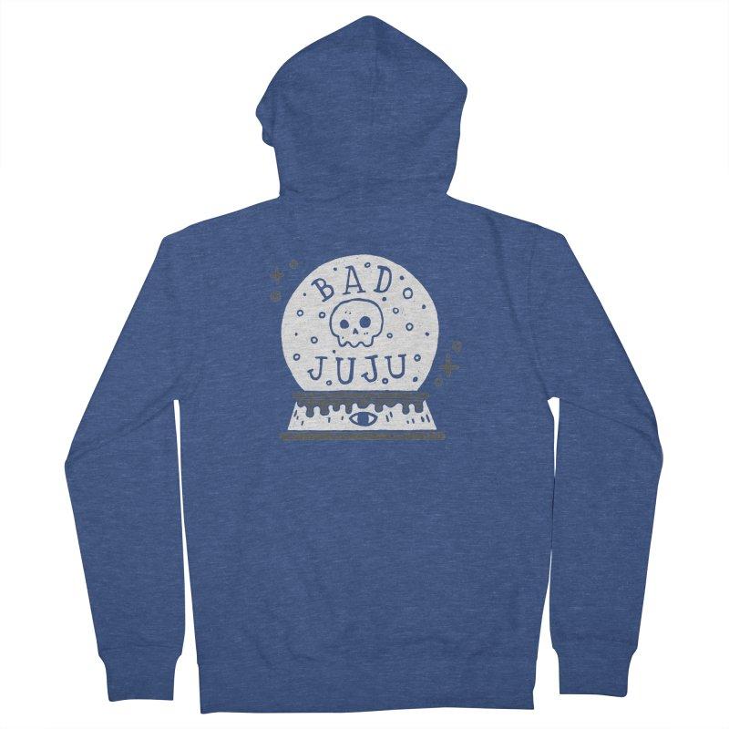 Bad Juju Men's Zip-Up Hoody by Rupertbeard