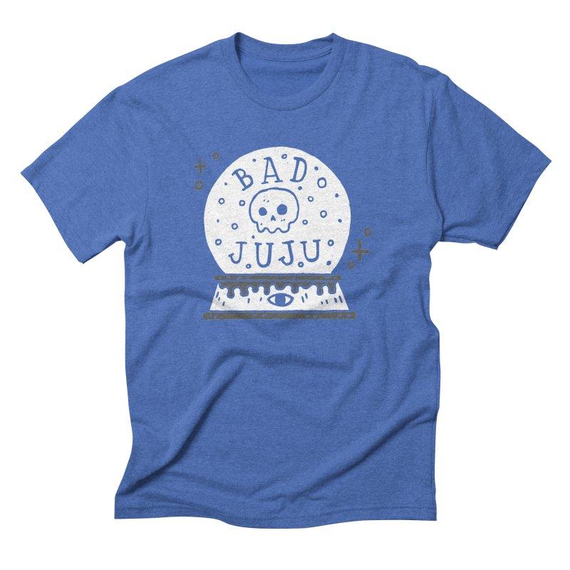 Bad Juju Men's Triblend T-shirt by Rupertbeard