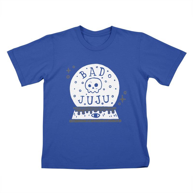 Bad Juju Kids T-shirt by Rupertbeard
