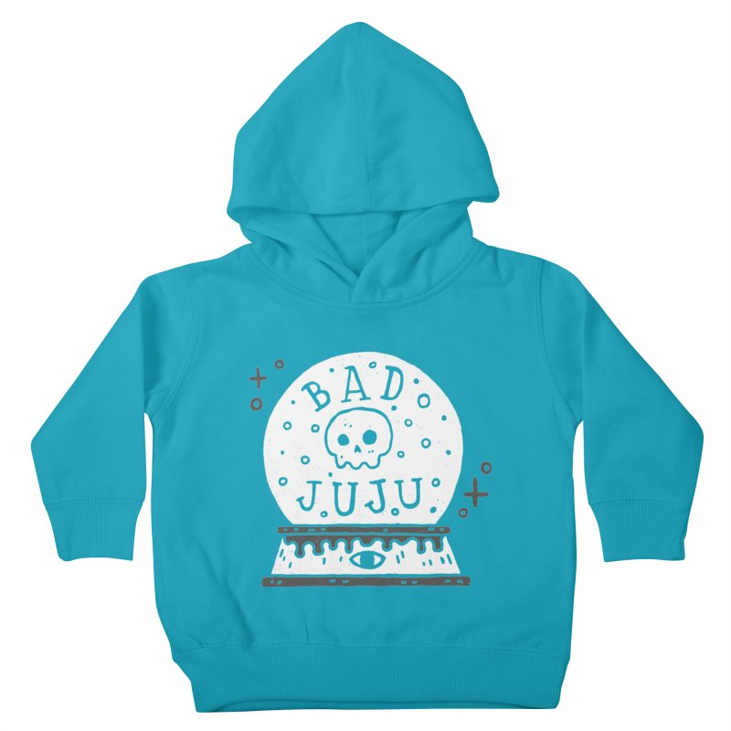 Bad Juju Kids Toddler Pullover Hoody by Rupertbeard