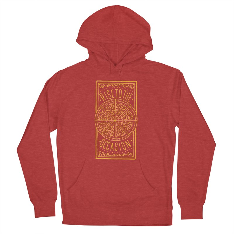 Rise To The Occasion  Men's Pullover Hoody by Rupertbeard