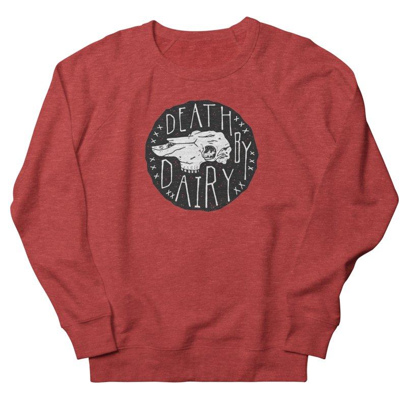 Death By Dairy  Men's Sweatshirt by Rupertbeard