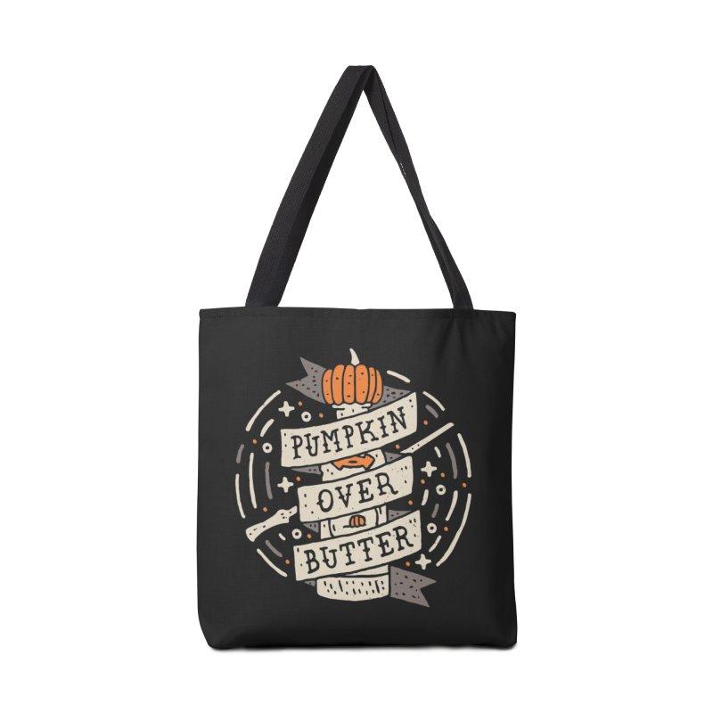 Pumpkin Over Butter Accessories Bag by Rupertbeard