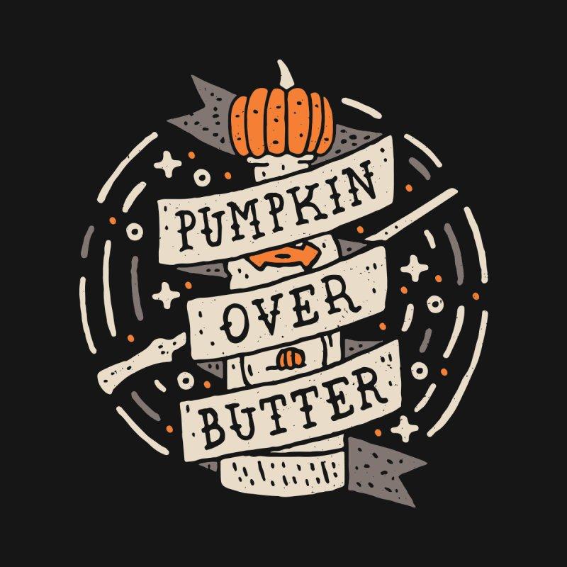 Pumpkin Over Butter by Rupertbeard
