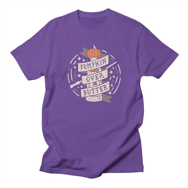 Pumpkin Over Butter Women's Unisex T-Shirt by Rupertbeard