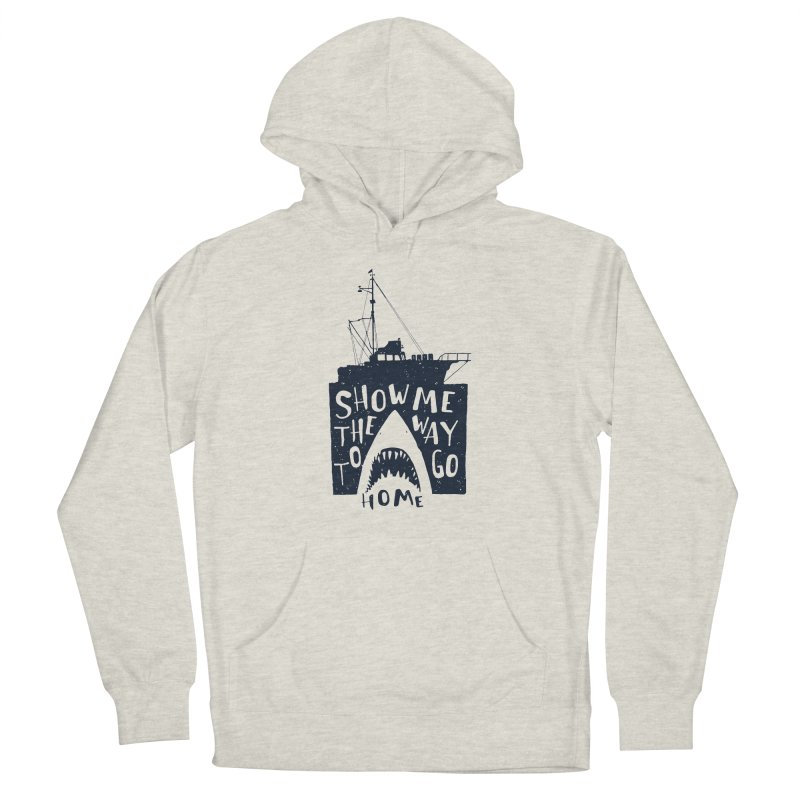 Show Me The Way To Go Home Men's Pullover Hoody by Rupertbeard