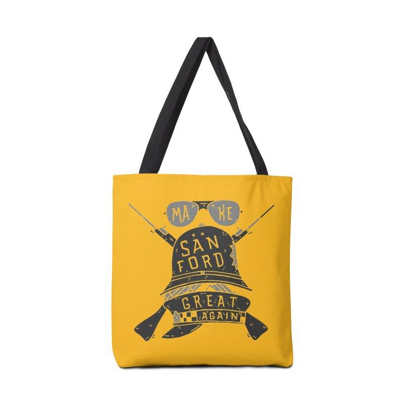 Make Sanford Great Again Accessories Bag by Rupertbeard