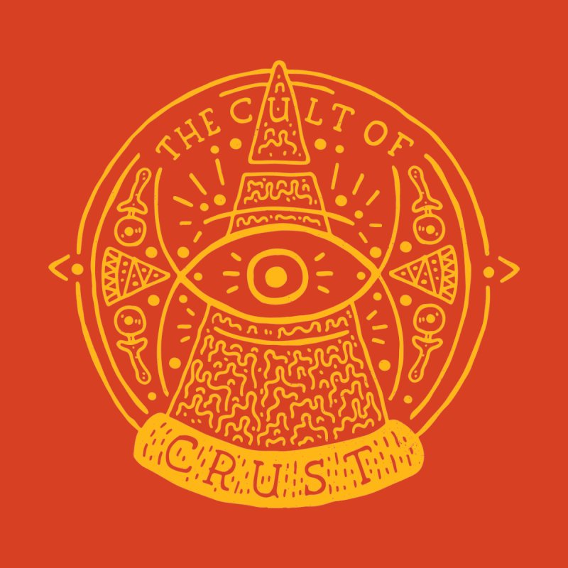 The Cult of Crust  by Rupertbeard