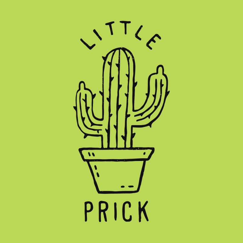 Little Prick None  by Rupertbeard