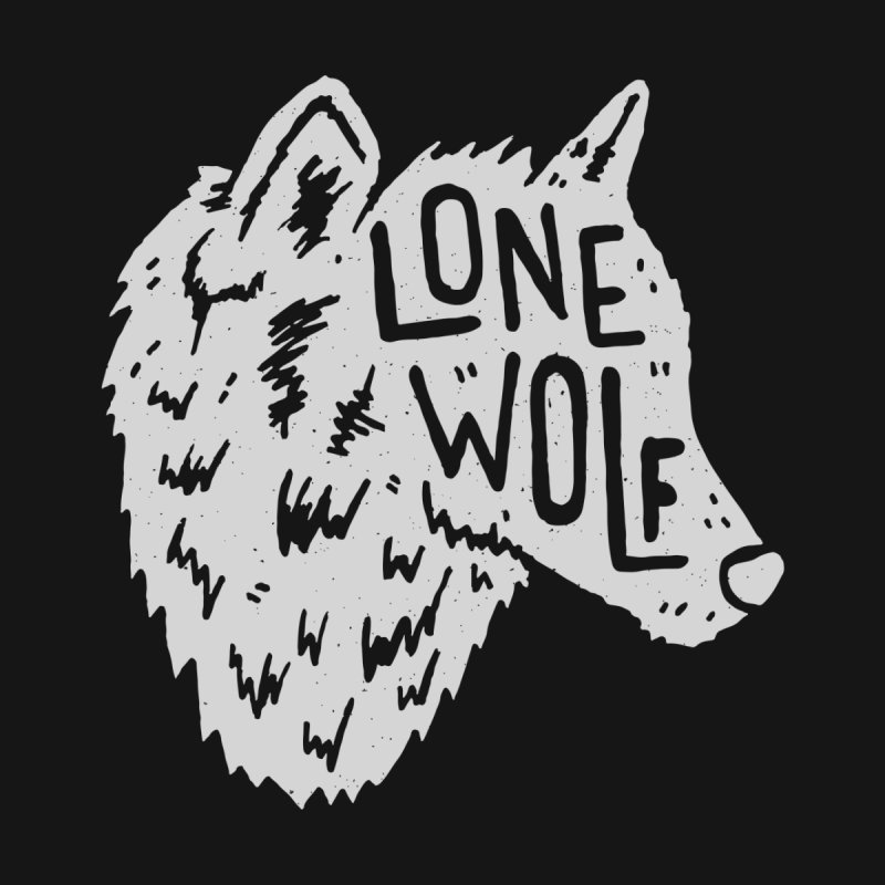 Lone Wolf by Rupertbeard