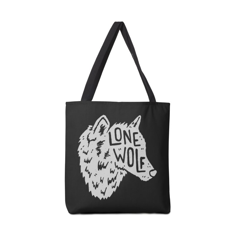 Lone Wolf Accessories Bag by Rupertbeard