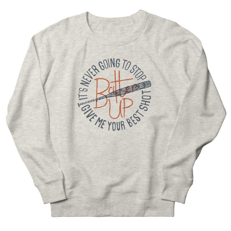 Batter Up Men's Sweatshirt by Rupertbeard