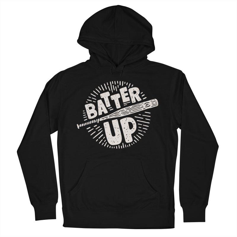 Batter Up Men's Pullover Hoody by Rupertbeard