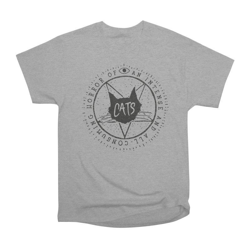 Horror Of Cats Women's Classic Unisex T-Shirt by Rupertbeard