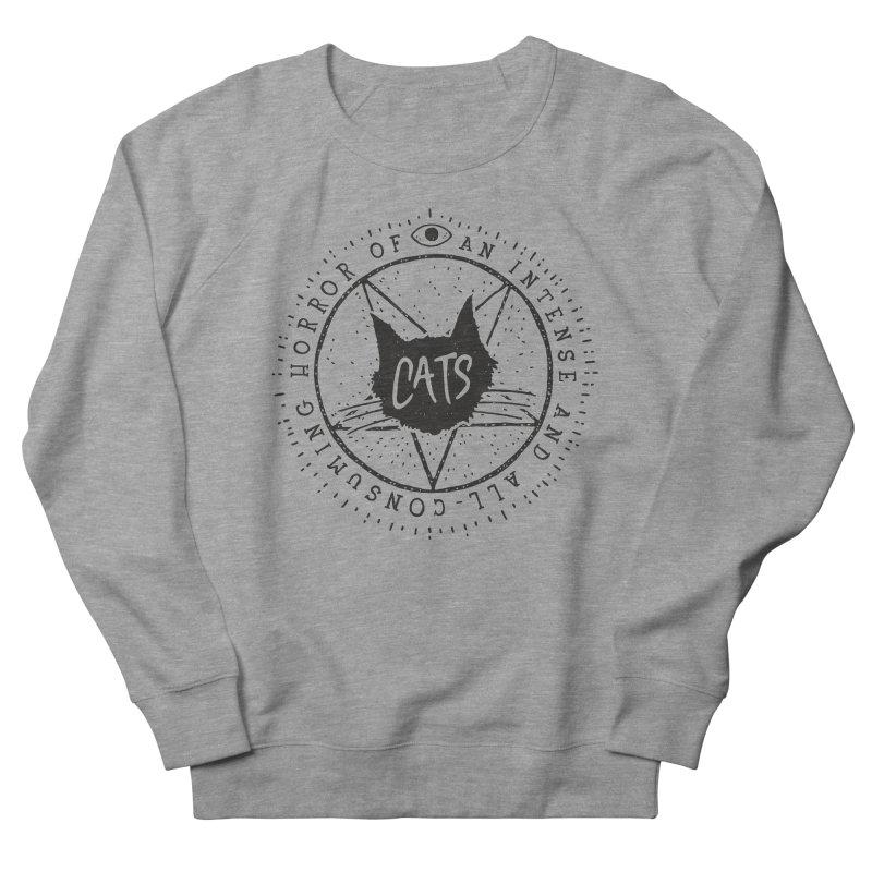 Horror Of Cats Women's Sweatshirt by Rupertbeard