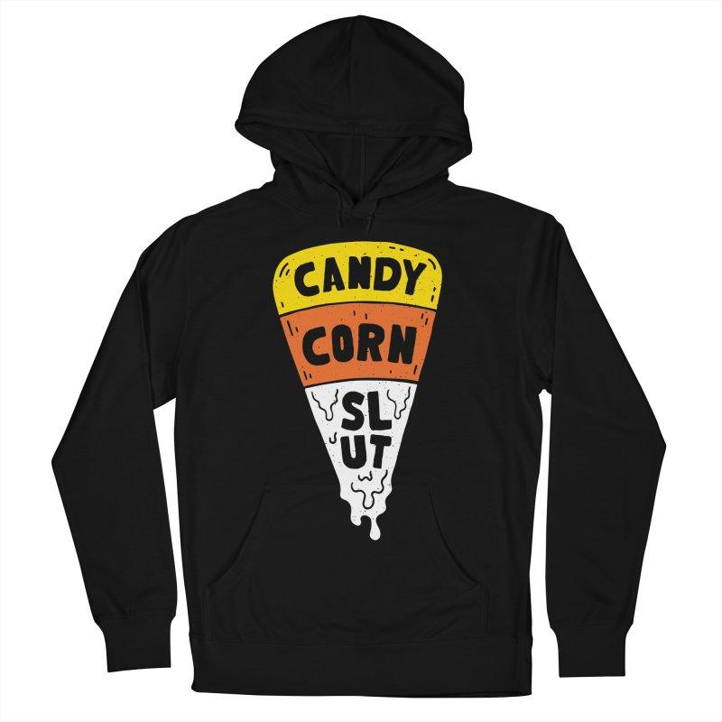 Candy Corn Slut Men's Pullover Hoody by Rupertbeard