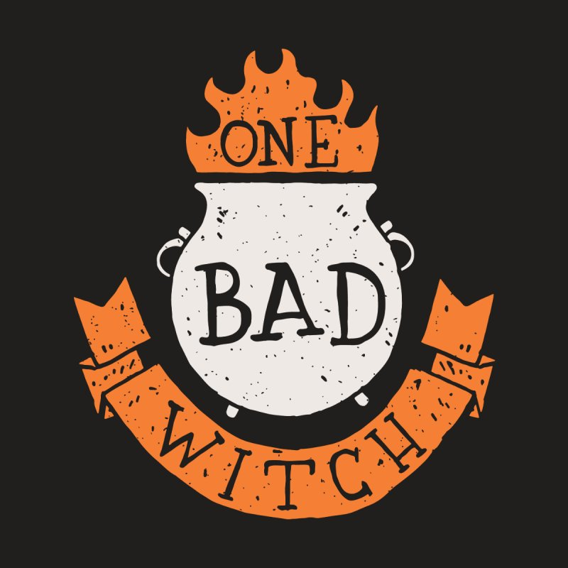 One Bad Witch by Rupertbeard
