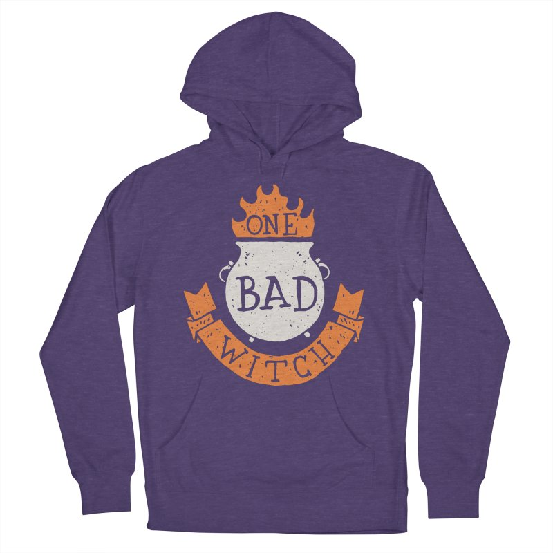 One Bad Witch Men's Pullover Hoody by Rupertbeard