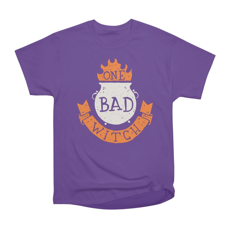 One Bad Witch Women's Classic Unisex T-Shirt by Rupertbeard