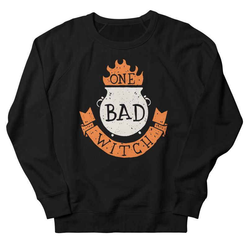 One Bad Witch Men's Sweatshirt by Rupertbeard
