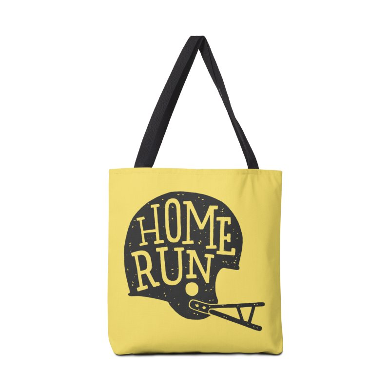 Home Run Accessories Bag by Rupertbeard