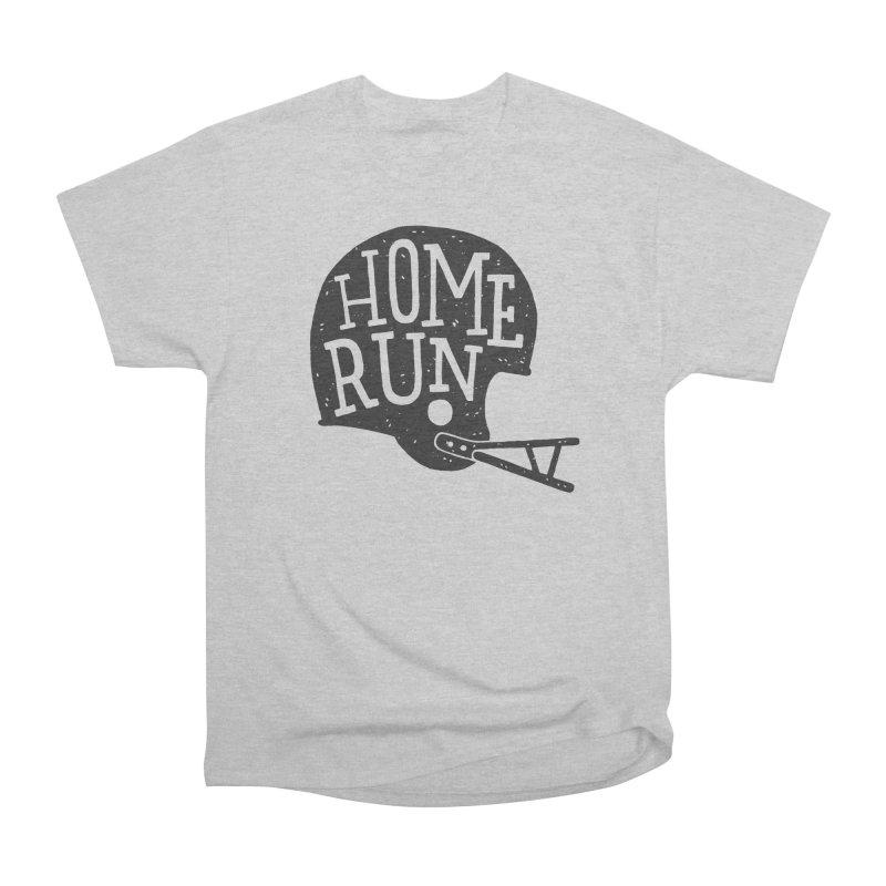 Home Run Women's Classic Unisex T-Shirt by Rupertbeard