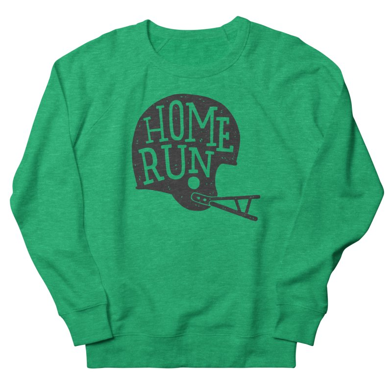 Home Run Women's Sweatshirt by Rupertbeard