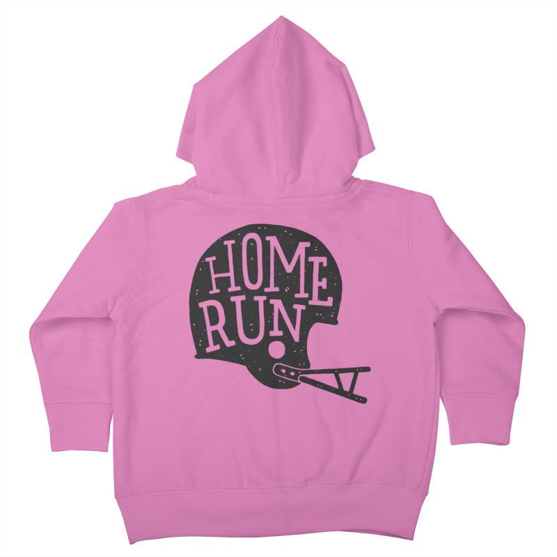 Home Run Kids Toddler Zip-Up Hoody by Rupertbeard