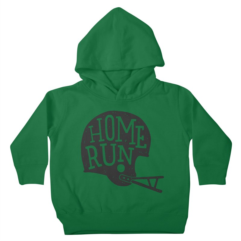 Home Run Kids Toddler Pullover Hoody by Rupertbeard