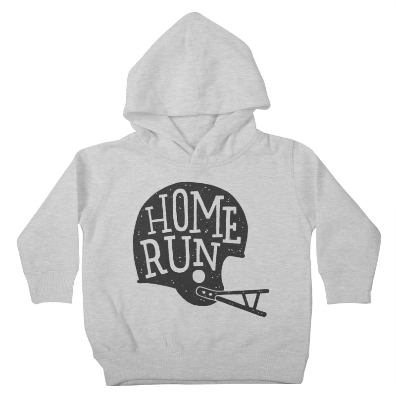 Home Run Kids Toddler Pullover Hoody by Rupertbeard