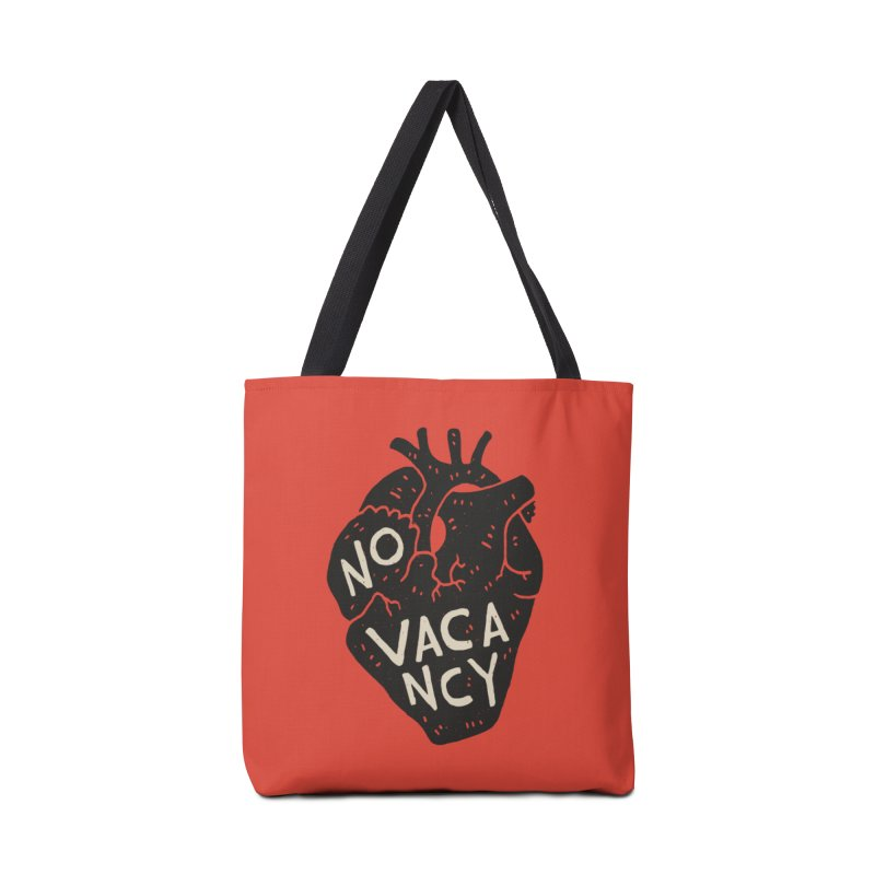 No Vacancy Accessories Bag by Rupertbeard