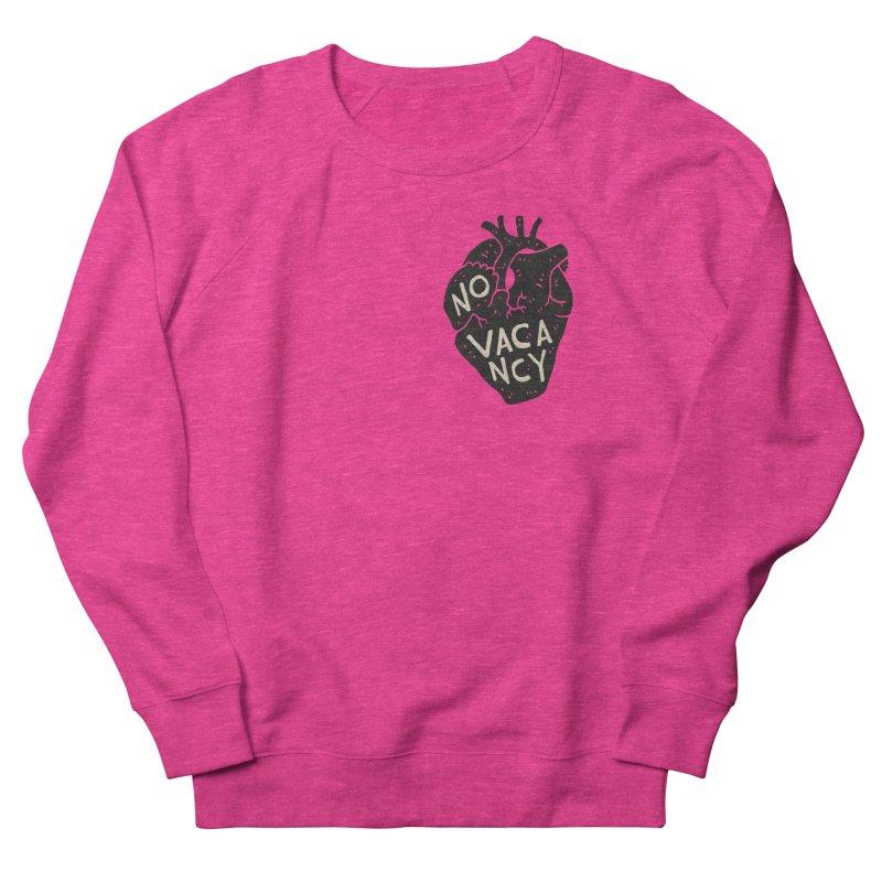 No Vacancy Women's Sweatshirt by Rupertbeard