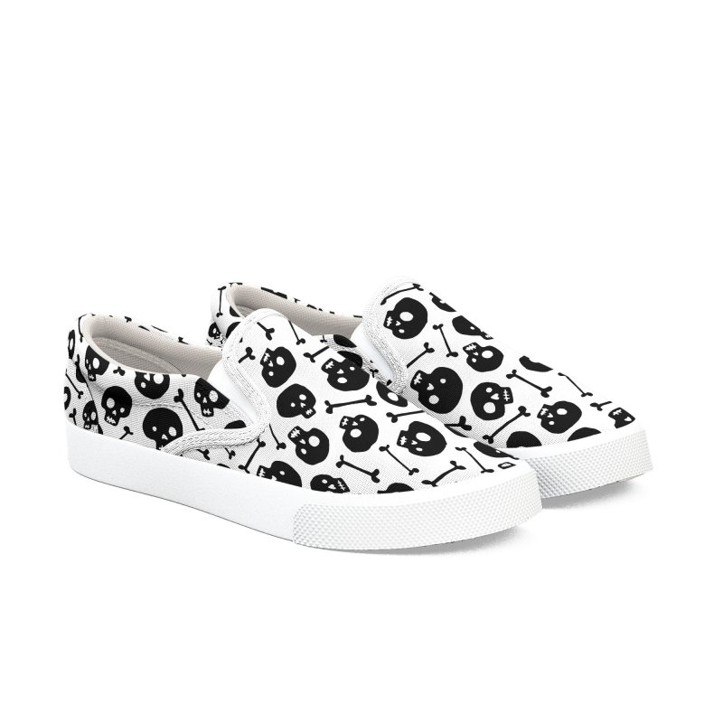 Too Stressed to be Blessed Women's Slip-On Shoes by Rupertbeard