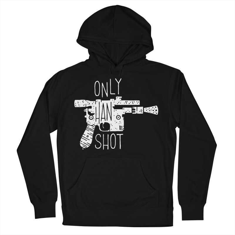 Only Han Shot Women's Pullover Hoody by Rupertbeard