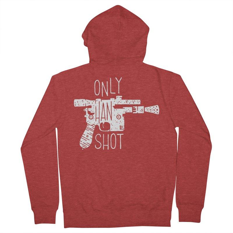 Only Han Shot Women's Zip-Up Hoody by Rupertbeard