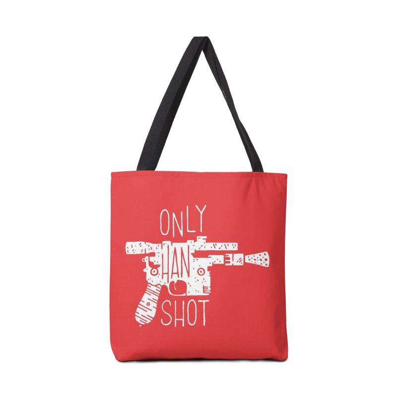 Only Han Shot Accessories Bag by Rupertbeard