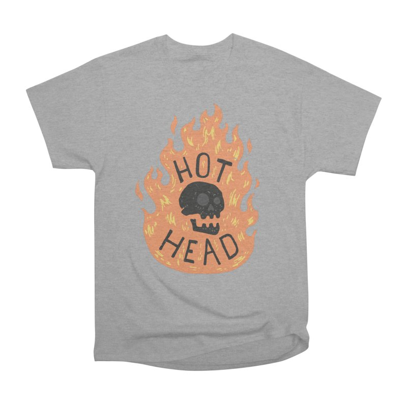 Hot Head Men's Classic T-Shirt by Rupertbeard