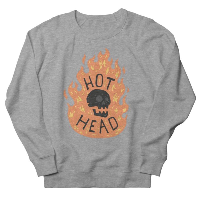 Hot Head Women's Sweatshirt by Rupertbeard