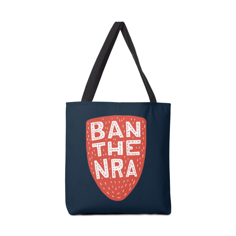 Ban The NRA Accessories Bag by Rupertbeard