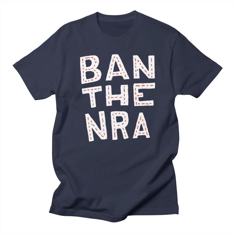 Ban The NRA Too Men's T-Shirt by Rupertbeard