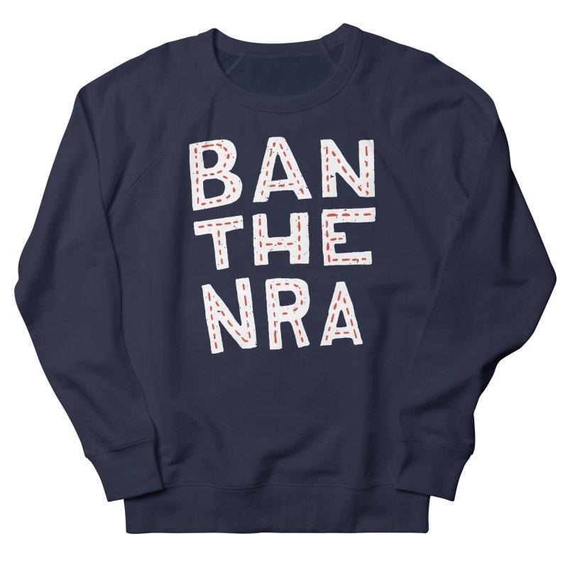 Ban The NRA Too Men's Sweatshirt by Rupertbeard