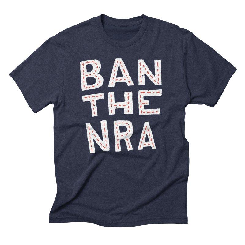 Ban The NRA Too Men's Triblend T-Shirt by Rupertbeard