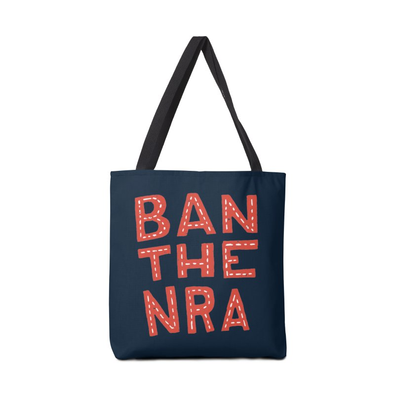 Ban The NRA Too Too Accessories Bag by Rupertbeard