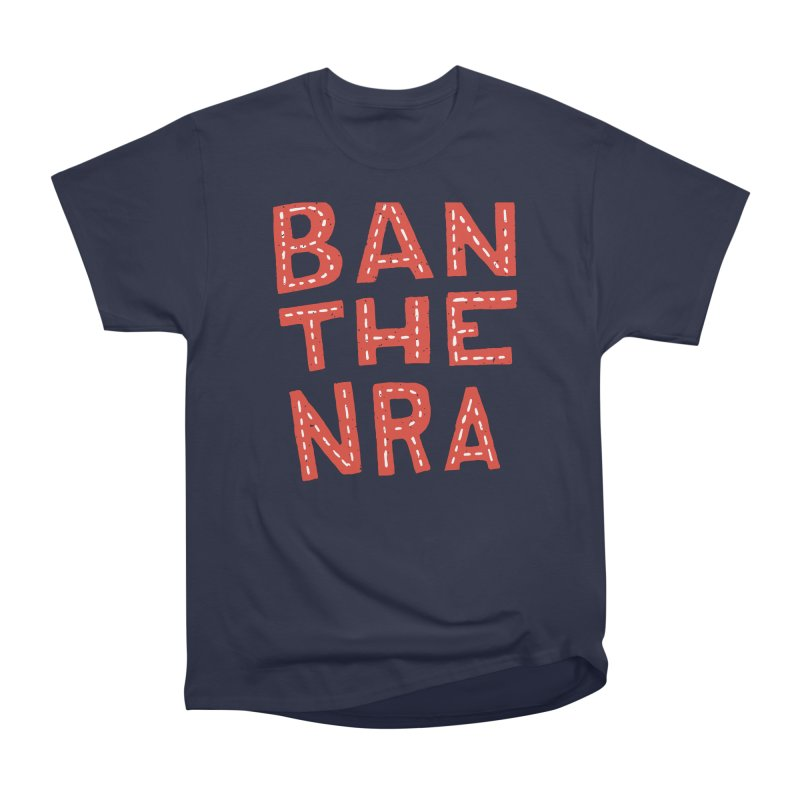 Ban The NRA Too Too Men's Classic T-Shirt by Rupertbeard