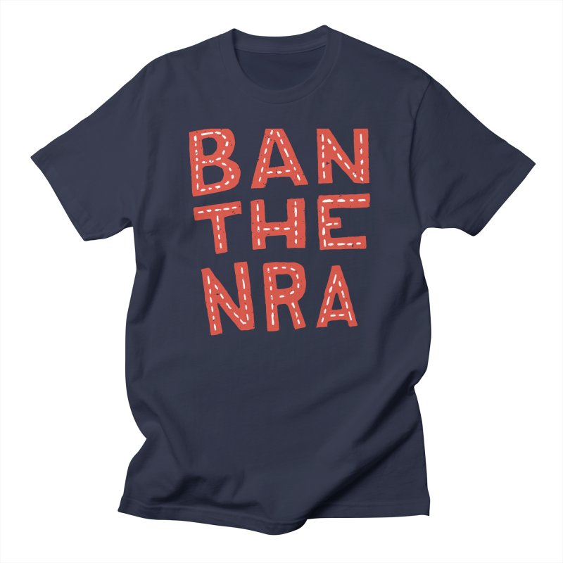 Ban The NRA Too Too Men's T-Shirt by Rupertbeard