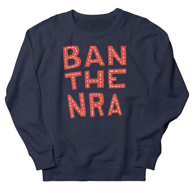 Ban The NRA Too Too Men's Sweatshirt by Rupertbeard