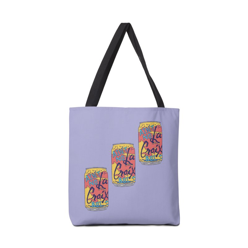 Ain't No La Croix Boi Accessories Bag by Rupertbeard