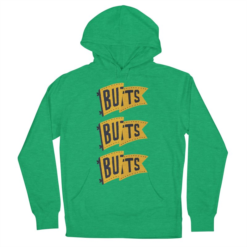 Butts, Butts, Butts Women's Pullover Hoody by Rupertbeard
