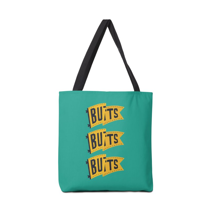 Butts, Butts, Butts Accessories Bag by Rupertbeard